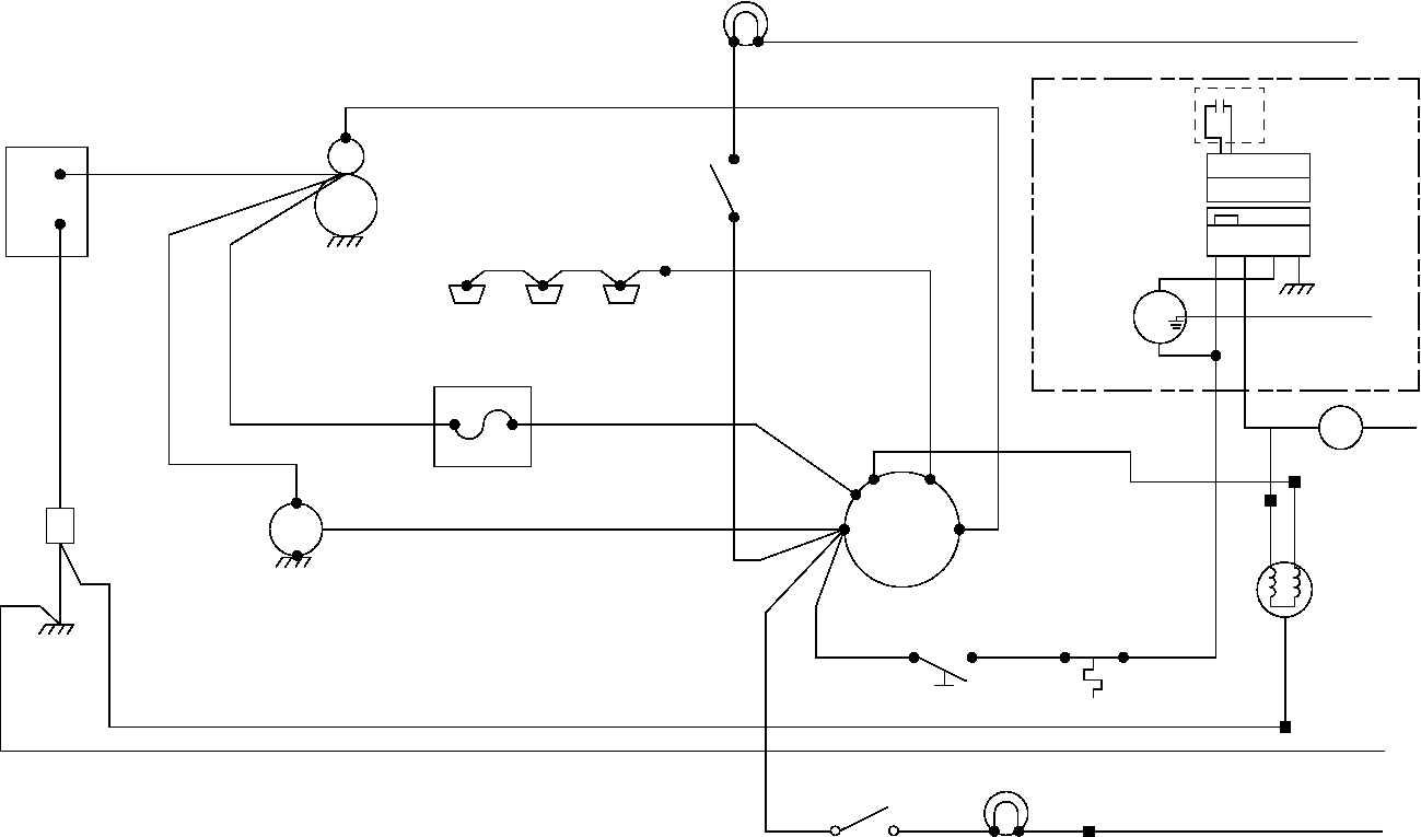 MCS Light Tower Wiring Diagram (Sheet 1). ENGINE BLOCK GRD TO FRAME GRN #1  BATTERY 12VDC BT1 CASE GRID B S RED CASE GRID 17 30 AC RUN ...